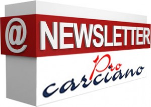 Newsletter Pro Carciano